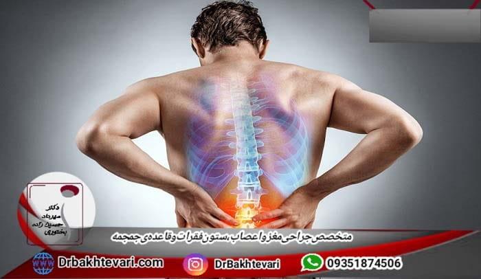 درمان خانگی دیسک کمر و دیسک گردن