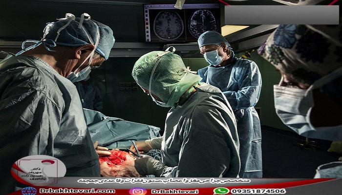 جراحی آبسه مغزی