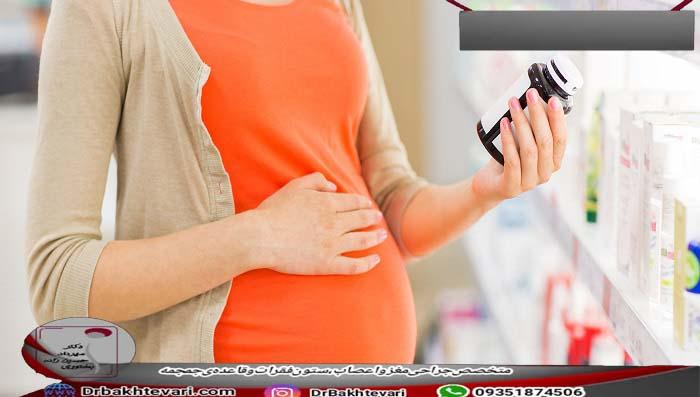 آسیب های احتمالی داروهای صرع بر جنین